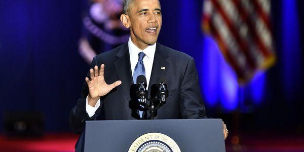 obamas speech